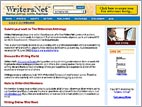 Writers Net Discussion Forum screenshot