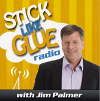 stick the glue