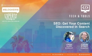 BlogHer 2016 SEO Get Your Content Discovered in Search